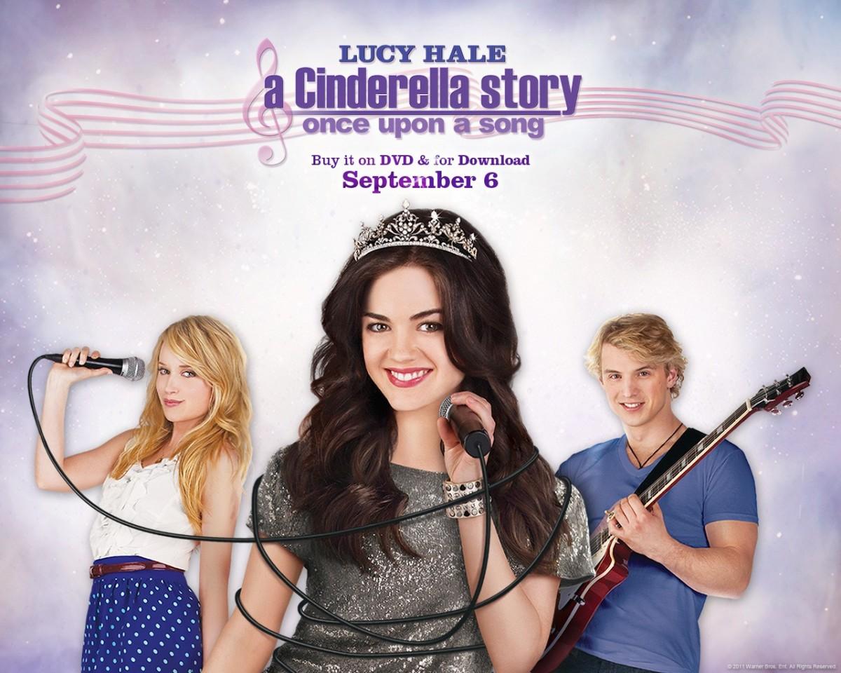 A Nova Cinderela - Era Uma Vez Uma Canção