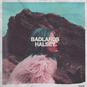 Capa do álbum Badlands
