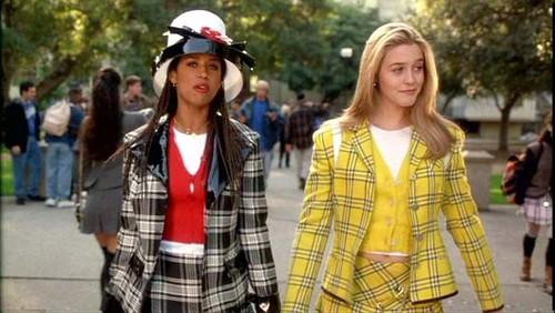 As Patricinhas de Beverly Hills Cher e Dionne